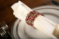 Holiday napkin ring