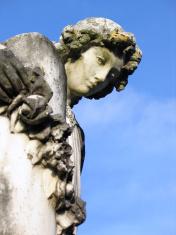 Angel and Broken Column
