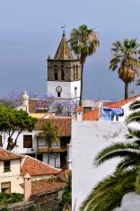 Church of Icod de los Vinos at Tenerife