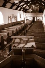 Christian pulpit