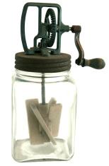 Antique Mixer