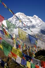 Mountain Prayer Flags