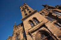 Glasgow University building