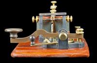 Antique Morse Key