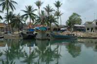Boats at Moi Ne