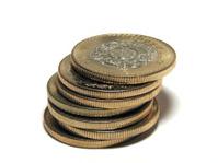 Mexican Ten Peso Coin Pile