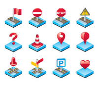 Traffic Signs Icons