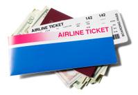 Passport and Travel Ticket