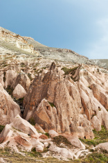 Red Rose Valley In Cappadocia, Turkey
