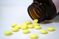 Drugs -  yellow Pills