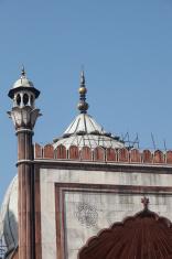 Masjid-i Jahān-Numā Old Delhi India