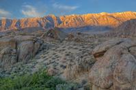 Sunrise Eastern Sierra Nevada
