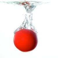 Balloon Splashing In Water