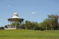 Art Deco Rotunda In Elder Park, Adelaide, South Australia.