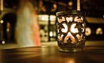 Ornate candlelight