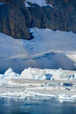 Iceberg Lake Glacier National Park Montana
