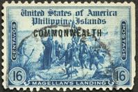 Magellan landing in the Philippines