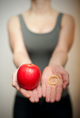 Condom and forbidden fruit