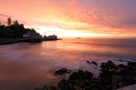Sunset in Vina del Mar, Chile