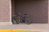 Bicycle Left Behind