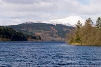 loch Ard and Ben lomond Scotland - Stunning Scottish Landscape