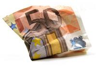 Wrinkled Money