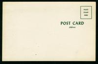 1960s Vintage Postcard