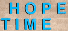 Hope Time - Sign, Concept