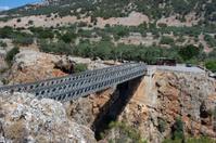Aradena bridge, Crete, Greece