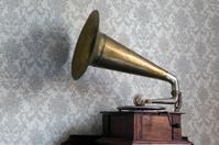 Gramophone player