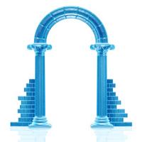 Frozen arch