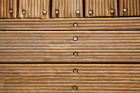 Wooden Deck Frontal