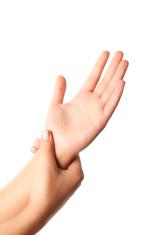 Female wrist injury