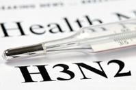 Influenza A/ H3N2 flu pandemic headlines - I