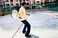 indian tennis player