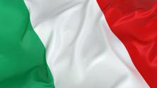 Majestic Italian Flag