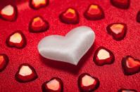 Hearts - Valentine background