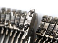 typewriter type