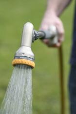 Extending watering lance