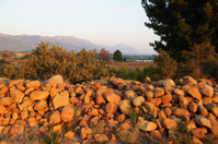 Rocks at Dusk