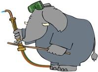 Elephant Welder