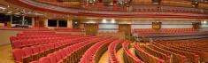 Concert hall panorama