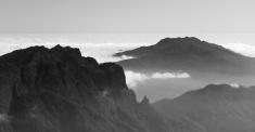 La Palma Volcano Landscape