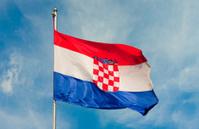 flag from croatia