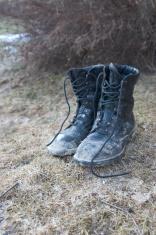 Melancholic boots