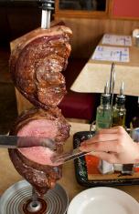 Steak Brazilian Barbecue
