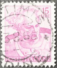 Italian Postage Stamp