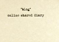 Blog...a Definition