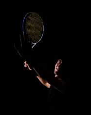 tenis player