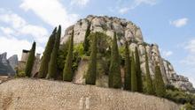 Montserrat monastery, Catalonia, Spain